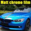 Blue Matte Chrome Film for Car Wrap