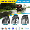 Chinese Tire Factory Directly Doubleroad Truck Tire 295/75r22.5