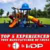 2018 Hot Selling Ce Proved Children Outdoor Playground Equipment (HD14-080B)