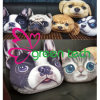 5 Types Personality Dog Shape Cute Chair Pillow Seat Cushion