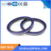 Silicon High Quality Silicon Oil Seal with Felt for Sale