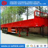 40FT 3 Axle Container 45tons Drop Side Semi Trailer