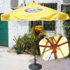 Wooden Patio Umbrella, Wooden Garden Umbrella (01101)