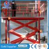 Industrial Vertical Hydraulic Stationary Powered Access Platforms Dock Lift
