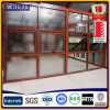 Aluminium Doors with Windows That Open Swing Style