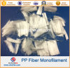 Engineering Polypropylene PP Fiber Fibre for Concrete Reinforcement
