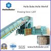 Automatic Hydraulic Waste Paper, Carton Ce Certificate Baling Machine