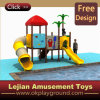 Ce Hottest in World Plastic Children Outdoor Playground (X1231-3)