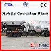 Mobile Crushing Machine Stone Rock Ore Cone Crusher Plant