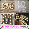 3D LED Letter/Number Advertising Sign Lights
