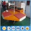 Four Plates 4 Stations Heat Press Transfer Machine for T-Shirt