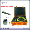 CCTV Pipe Camera Inspection Equipment with DVR Device
