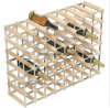 90 Bottles Assembly Home Cellar Large Metal Modular Wine Rack
