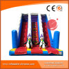 China Inflatable Toy /Jumping Bouncy Castle Bouncer Penguin Slide (T4-221)
