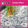 White Flower Embroidered Cord Lace