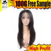 Virgin Indian Full Lace Wig Straight From Kbl