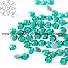 2018 Latest Best Ss20 Green Hot Fix Rhinestone Glass Crystal Copy Preciosa Stone (HF-ss20 green/5A grade)