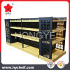 New Ctostomized Supermarket Retail Store Metal Wooden Shelving Rack
