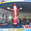 4m Santa Claus Inflatable Advertising Dancer/Advertising Inflatable Sky/Tube Air Advertisement Sky Man