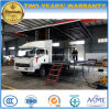 5 T LED Promotion Vehicle 25 M2 Movable Stage Performing Truck