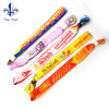 Fashion Custom Festival Woven Wristband for Events