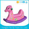2017 Kids Animal Folding Rocking Chairs Plastic Rocking Horse