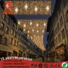 4*3m Holiday Decoration Christmas LED Motif Light with String for Street