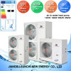 Amb. -20c Cold Winter Radiator Heating Outlet 90c Hot Water DC Inverter Heat Pump Evi Water Heater