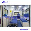 High Roof Chassis Ambulance Car with Diesel Engine