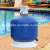 Swimming Pool Fiberglass Sand Filter W/ Side Mount Valve