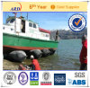 ISO 9001 Certificate Marine Rubber Inflatable Launching Ship Airbag