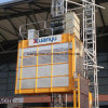 250m 0~96m/Min Speed Sc200/200 Construction Lift Hoist