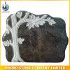 Granite Headstone Carved Tree Memorial