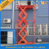2017 New Steel Plate Warehouse Scissor Lift Lifting Equipment