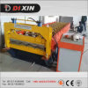 Colored Steel Decking Sheet Roll Forming Machine/ Steel Car Panel Forming Machine