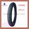 Long Life, Super Quality ISO Nylon 6pr Motorcycle Tyre 275-17