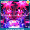 Hot Sale Event, Concert Stage Decoration Inflatable Stars Balloon with Color Changing LED Light for Sale