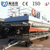 China Hot Dipped Galvanized Boat Trailer with Roller