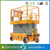 8m 10m 12m Hydraulic Electric Manlift Aerial Platform