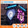 Special Shaped LED Display Screen (Diamond/ flower/Coin/Petal Shape)