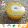 Natural Color Nylon Hard Plastic Wheels