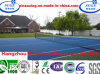 Customized Non-Toxic Suspended Tennis Flooring