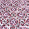 Printed Rayon Fabric Plain Weave for Women Clothing