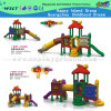 Kindergarten Full Plastic Slide for Kids Play (HD-W-473-20)