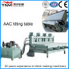AAC Plant Light Weight Block Machine (tilting table) AAC Production Line