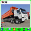 Sinotruk HOWO Front Lifting 8X4 371HP 50ton Dumper Truck