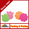 Sticky Notes, 2.9 X 2.8-Inches, Tulip or Daisy Shapes (440055)