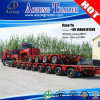 Spmt Steering Lifting Multi Axles Modular Transporter Trailer