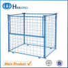 Stackable Folding Wire Mesh Pallet Cage