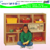 Professional Wooden Kids Furniture Preschool Classroom Cabinet for Sale (HB-03904)